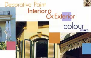 C. Decorative Paint
