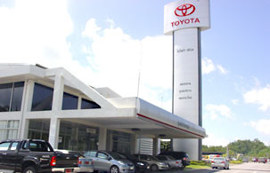 Toyota Pearl Toyota's Dealer Co., Ltd.