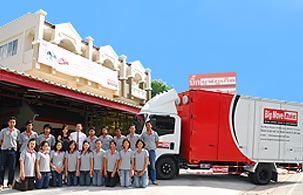 Big Move Phuket, Moving Shipping, Packing, Removals and