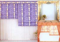 Exclusive Range of Curtain and Accessories