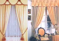 We offer an extensive range of curtains and blinds