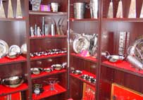 A wide range of Kitchenware produced