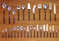 Stanless Steel Kitchen Cutlery