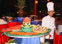Enjoy Buffet at Phuket View Restaurant