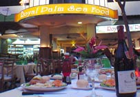 The Royal Palm Restaurant