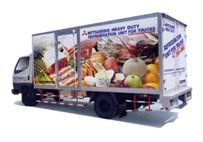 Refrigeration Unit for Trucks