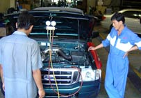 We inspect your vehicles carefully before fix them