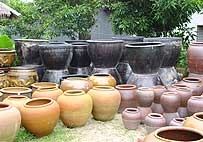 All about pottery