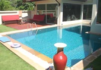 Phuket Pools design & install to match with your location