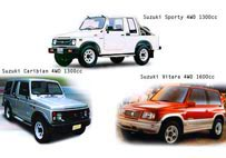 Suzuki car series