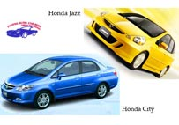 Honda car series