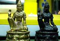 Phraborommathat Jedi Srivijaya Collection