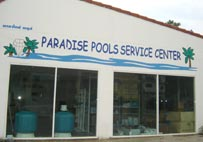 Paradise Pools Service Center