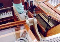 Wood work for your boat