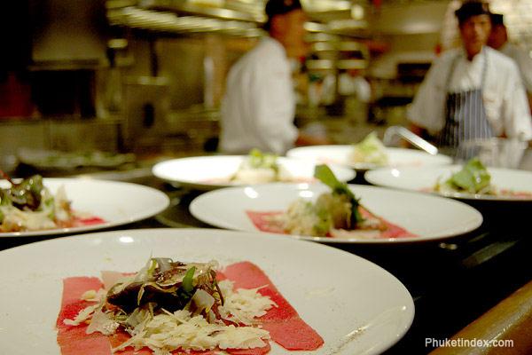 La cucina jw marriott phuket